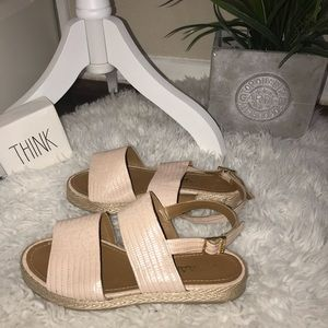 Anthropologie Kaanas Sandals
